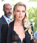 72nd edition of the Cannes Film Festival in Cannes in Cannes, southern France on May 23, 2019. - Day 10 at Hotel Martinez, Celebrities going to amfAR's 24th Cinema Against AIDS Gala, Stella Maxwell
