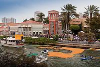 Duck Race, Naples, 2010