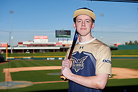 Zachary Steen during the Under Armour All-America Tournament powered by Baseball Factory on January 17, 2020 at Sloan Park in Mesa, Arizona.  (Zachary Lucy/Four Seam Images)