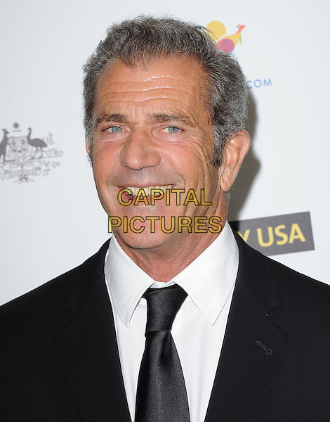 Mel Gibson attends The G'Day USA Black Tie Gala held at  JW Marriot at LA Live in Los Angeles, California on January 11,2014                                                                                <br /> CAP/DVS<br /> &copy;Debbie VanStory/Capital Pictures