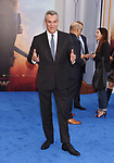HOLLYWOOD, CA - MAY 25:  Actor Danny Huston arrives at the premiere of Warner Bros. Pictures' 'Wonder Woman' at the Pantages Theatre on May 25, 2017 in Hollywood, California.