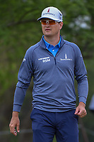 Zach Johnson (USA) makes his way down 2 during Round 3 of the Valero Texas Open, AT&amp;T Oaks Course, TPC San Antonio, San Antonio, Texas, USA. 4/21/2018.<br /> Picture: Golffile   Ken Murray<br /> <br /> <br /> All photo usage must carry mandatory copyright credit (&copy; Golffile   Ken Murray)