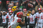 West Virginia Mountaineers wide receiver David Sills V (13) in action during the Zaxby's Heart of Dallas Bowl game between the Utah Utes vs. West Virginia Mountaineers at the Cotton Bowl Stadium in Dallas, Texas.