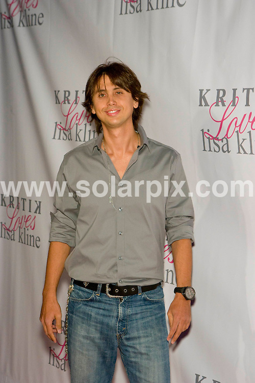 **ALL ROUND PICTURES FROM SOLARPIX.COM**.**SYNDICATION RIGHTS FOR UK, SPAIN, PORTUGAL, AUSTRALIA, S.AFRICA & DUBAI (U.A.E) ONLY**.Kritik Clothing Party, Beverly Hills, Los Angeles, California, USA. 10th April 2008..This pic: Jonathan Cheban..JOB REF: 6114 PHZ/Chris Hatcher DATE: 10_04_2008.**MUST CREDIT SOLARPIX.COM OR DOUBLE FEE WILL BE CHARGED* *UNDER NO CIRCUMSTANCES IS THIS IMAGE TO BE REPRODUCED FOR ANY ONLINE EDITION WITHOUT PRIOR PERMISSION*