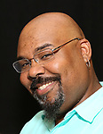 """James Monroe Iglehart In Rehearsal with the Kennedy Center production of """"Little Shop of Horrors"""" on October 11 2018 at Ballet Hispanica in New York City."""