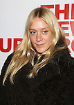 Chloe Sevigny attends the opening night party for the New Group Production of Wallace Shawn's  'Evening at the Talk House' at Green Fig Urban Eatery on 2/16/2017 in New York City.