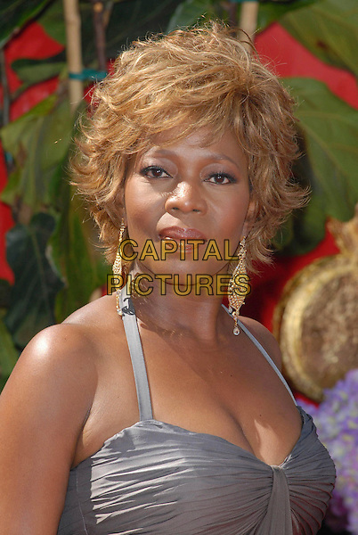 ALFRE WOODARD.58th Annual Primetime Emmy Awards held at the Shrine Auditorium, Los Angeles, California, USA..August 27th, 2006.Ref: ADM/CH.headshot portrait gold earrings.www.capitalpictures.com.sales@capitalpictures.com.©Charles Harris/AdMedia/Capital Pictures.