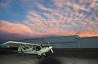 Husky N2879T at home in Pueblo, Colorado. June 2014