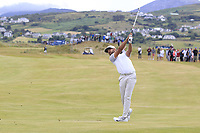 Erik Van Rooyen (RSA) on the 18th during Round 3 of the Dubai Duty Free Irish Open at Ballyliffin Golf Club, Donegal on Saturday 7th July 2018.<br /> Picture:  Thos Caffrey / Golffile
