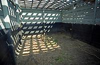 Secretariat's home farm, Meadow Stud, in 1999.  Doswell, Virginia