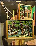 Dipinto di Giorgio DeChirico