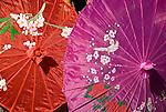 Silk Parasols 01 - Silk parasols, Hoi An, Viet Nam