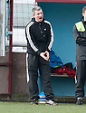 Threave Rovers' manager Euan Brydson.