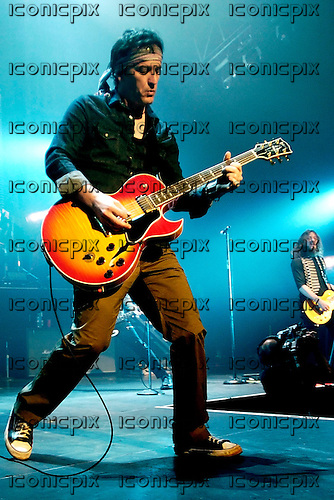 Guns n' Roses - Izzy Stradlin  - performing live at the Hammerstein Ballroom in New York USA - 17 May 2006.  Photo credit: George Chin/IconicPix