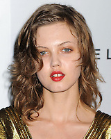 NEW YORK CITY, NY, USA - SEPTEMBER 05: Lindsey Wixson arrives at the 2nd Annual Fashion Media Awards held at the Park Hyatt on September 5, 2014 in New York City, New York, United States. (Photo by Celebrity Monitor)