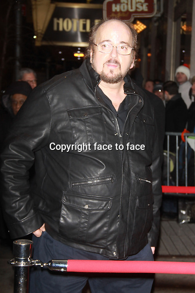 NEW YORK, NY - JANUARY 06: James Toback at the 2013 New York Film Critics Circle Awards Ceremony at The Edison Ballroom on January 6, 2014 in New York City. Credit: RW/MediaPunch Inc.<br />
