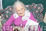 Age 102: Mary Collins, a resident of Oaklands Nursing Home, Listowel who celebrated her 102nd birthday this week.   Copyright Kerry's Eye 2008