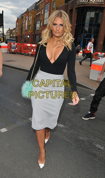 LONDON, ENGLAND - JULY 23: Danielle Armstrong attends the RUComingOut.com summer party, Royal Vauxhall Tavern, Kennington Lane, on Thursday July 23, 2015 in London, England, UK.  <br /> CAP/CAN<br /> &copy;Can Nguyen/Capital Pictures
