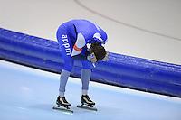 SCHAATSEN: HEERENVEEN: Thialf, KPN NK Sprint, 30-12-11, Hein Otterspeer, ©foto: Martin de Jong.