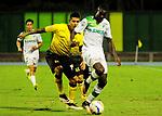 Alianza Petrolera venció como local 2-1 a Deportivo Cali. Fecha 18 Liga Águila II-2017.