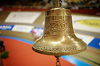 the Z6S bell<br /> <br /> Gent6 2013