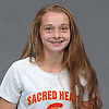 Caitlin Kennedy of Sacred Heart Academy poses for a portrait during Newsday's Varsity Girls Soccer Season Preview photo shoot at company headquarters on Friday, Sept. 1, 2017.
