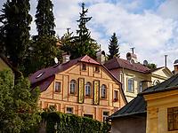 Penzion Rozalia in Banska Stiavnica, Banskobystricky kraj, Slowakei, Europa<br /> Penzion Rozalia in Banska Stavnica, Banskobystricky kraj, Slovakia, Europe