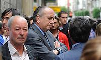 080612 SANTANDER.FUNERAL MANOLO PRECIADOS.EN LA FOTO.FOTO NACHO CUBERO