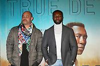 "LOS ANGELES - JAN 10:  Anthony Hemingway, Jamie Hector at the ""True Detective"" Season 3 Premiere Screening at the Directors Guild of America on January 10, 2019 in Los Angeles, CA"