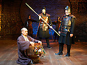 The Orphan of Zhao adapted by James Fenton. A Royal Shakespeare Company Production directed by Gregory Doran.  With Graham Turner as Dr Cheng Ying, Lloyd Hutchinson as General Han Jue. Opens at Swan Theatre at Stratford Upon Avon on 8/11/12. CREDIT Geraint Lewis