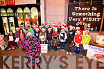 Caherlaheen National School Carol Singing at The Mall Tralee on Friday.