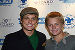 As The World Turns - Billy Magnussen and brother Jesse at the Fame-Wall World Premiere Launch Party and Inaugural Portrait Unveiling Honoring John Stamos currently starring in Broadway's Bye, Bye Birdie on September 10, 2009 at Trattoria Dopo Teatro, NYC - now Home of New Fame-Wall, NYC. Fame-Wall salutes those who have inspired people and made a significant impact through the world of art and entertainment. (Photo by Sue Coflin/Max Photos)