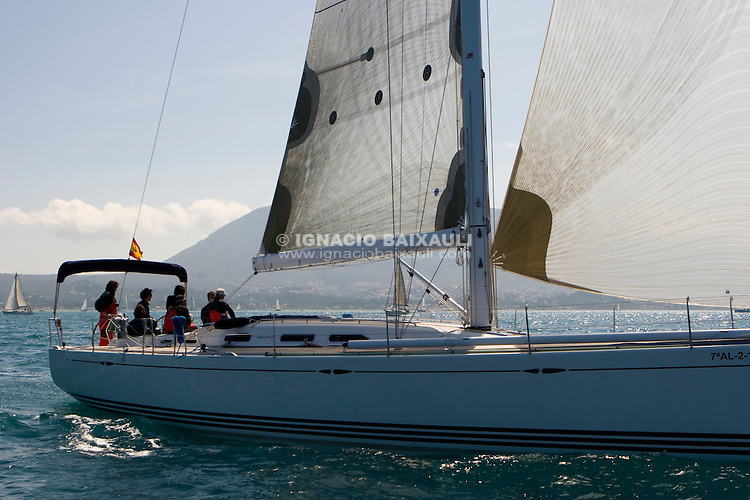 ESP 9383 MUCH & MORE José Fabre X-YACHTS 55 Independiente <br /> Salida de la 22 Ruta de la Sal 2009 Versión Este, Denia, Alicante, España