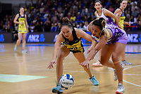 Pulse' Whitney Souness in action during the ANZ Premiership - Pulse v Stars at Te Rauparaha Arena, Porirua, New Zealand on Wednesday 3 April 2019. <br /> Photo by Masanori Udagawa. <br /> www.photowellington.photoshelter.com