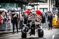 White Helmets - Royal Corps of Signals Motor Cycle Team