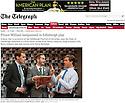 Three Lions Pleasance Telegraph online 04.08.13