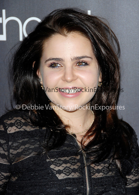 "Mae Whitman at the NBC Universal's ""Parenthood"" Premiere Screening held at The DGA in West Hollywood, California on February 22,2010                                                                   Copyright 2009  DVS / RockinExposures"