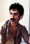 Frank Zappa 1979<br />&copy; Chris Walter