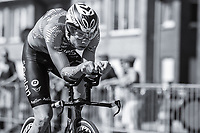 Wout van Aert (BEL/Willems Veranda's-Crelan) during his ITT<br /> <br /> Baloise Belgium Tour 2017<br /> Stage 3: ITT Beveren - Beveren (13.4km)
