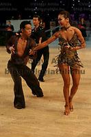 0801241069c UK Open dance competition. International Centre,  Bournemouth, United Kingdom. Thursday, 24. January 2008. ATTILA VOLGYI