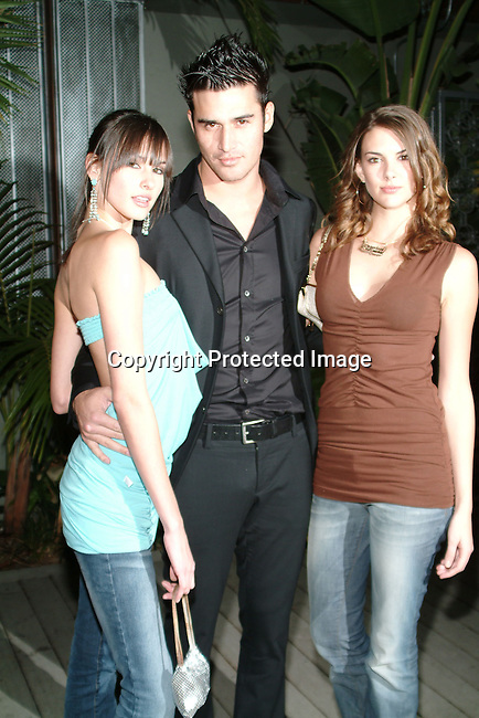 L.A. Models Kira, Jay &amp; Veronica Taylor<br />