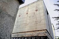 - Milano, Cimitero Monumentale, cappella Cavalieri del Santo Sepolcro<br /> <br /> - Milan, Monumental Cemetery, chapel Knights of the Holy Sepulchre