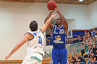28.09.2014: Fraport Skyliners vs. Brüssel