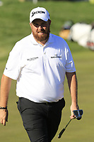 Shane Lowry (IRL) on the 5th green during Saturday's Round 3 of the Waste Management Phoenix Open 2018 held on the TPC Scottsdale Stadium Course, Scottsdale, Arizona, USA. 3rd February 2018.<br /> Picture: Eoin Clarke | Golffile<br /> <br /> <br /> All photos usage must carry mandatory copyright credit (&copy; Golffile | Eoin Clarke)