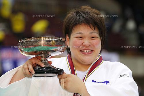 Mika Sugimoto, APRIL 17, 2011 - Judo : The 26th Empress Cup All Japan Women's Judo Championships Open category at Yokohamabunka Cultural Gymnasium, Kanagawa, Japan.(Photo by YUTAKA/AFLO SPORT) [1040]