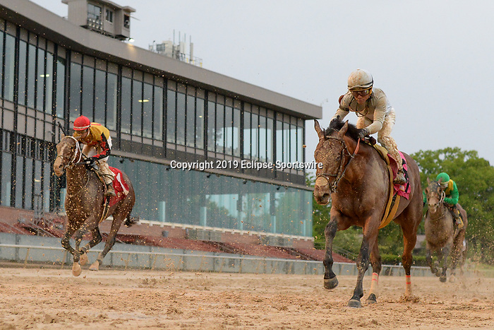April 11, 2020:   Oaklawn Stake at Oaklawn Racing Casino Resort  on April 11, 2020 in Hot Springs, Arkansas. (Photo by Ted McClenning/Eclipse Sportswire/Cal Sport Media)