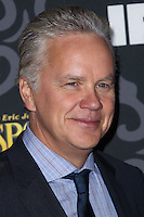 "LOS ANGELES, CA - JANUARY 07: Tim Robbins arriving at the Los Angeles Screening Of IFC's ""The Spoils Of Babylon"" held at the Directors Guild Of America on January 7, 2014 in Los Angeles, California. (Photo by Xavier Collin/Celebrity Monitor)"