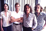 UK - Alan Holdsworth, Bill Bruford, Hohn Wetton and Eddie Jobson.© Chris Walter.