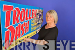 DASHER: Eileen O'Brien from Doon, Tralee who was this week's winner of the Kerry's Eye Trolley Dash.