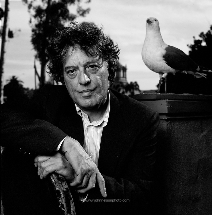 Tom Stoppard is a  playwright who has written extensively for the stage, cinema and TV. His plays include Arcadia, The Coast of Utopia, Every Good Boy Deserves Favour and Rosencrantz and Guildenstern Are Dead which he also adapted for the screen. His screenplays include Brazil and Shakespeare in Love for which he won an Academy Award.